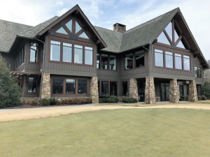 Clubhouse at Lake Sconti